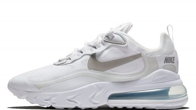 Nike Air Max 270 React White CV1632-100