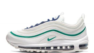 Nike Air Max 97 Navy Green 921733-107