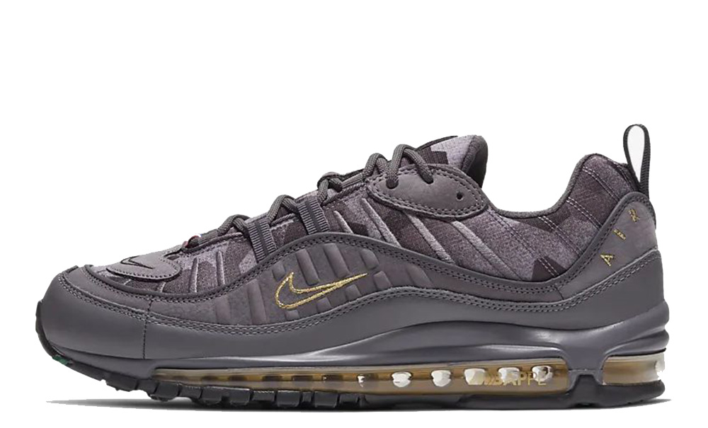 Nike Air Max 98 Gunsmoke Grey CT1531-001