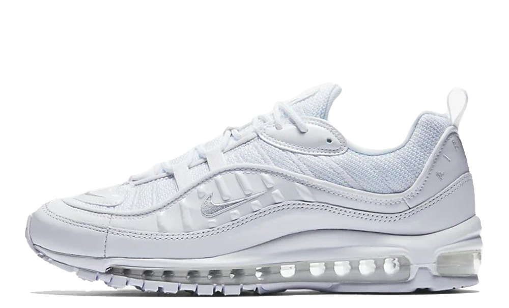 Nike Air Max 98 Triple White | Where To