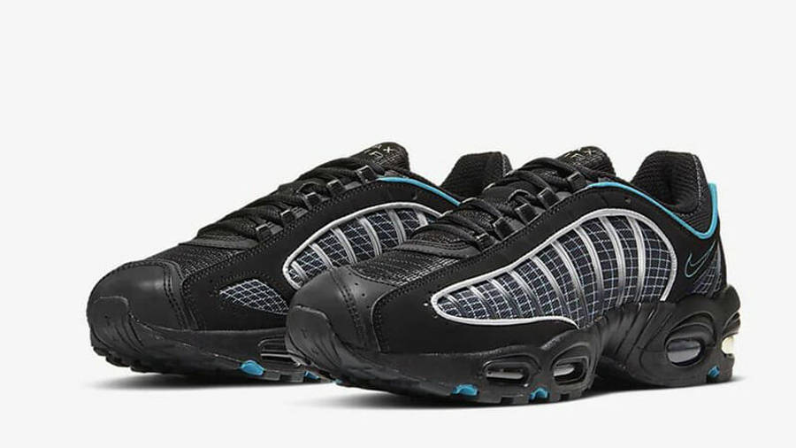 Nike Air Max Tailwind 4 Black Teal CT8416-001 froint