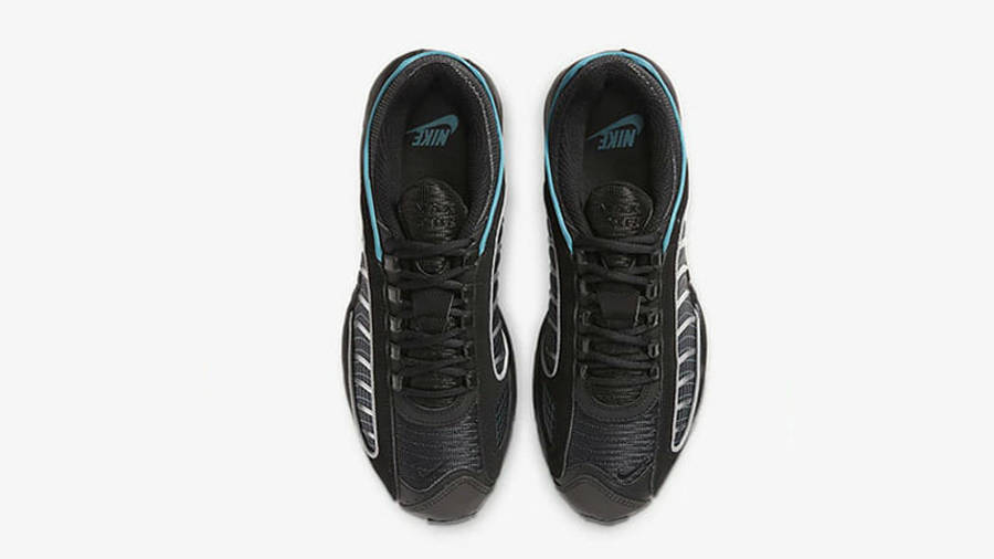Nike Air Max Tailwind 4 Black Teal CT8416-001 middle