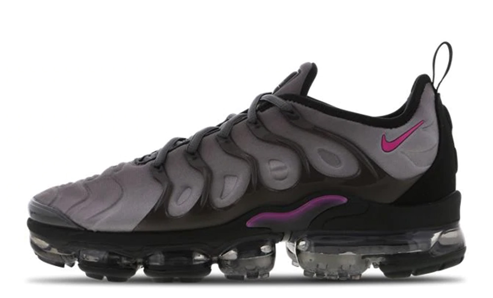 Nike Air VaporMax Plus Grey Purple 924453-022