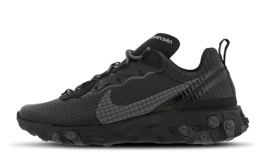 Nike React Element 55 Grid Black CI3835-002