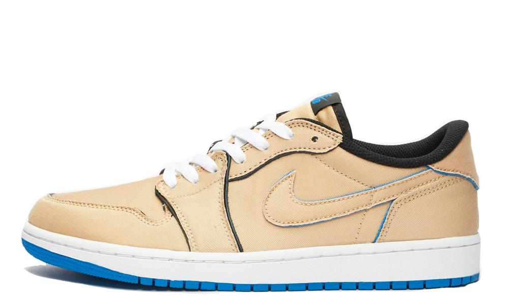Nike SB Air Jordan Low feature