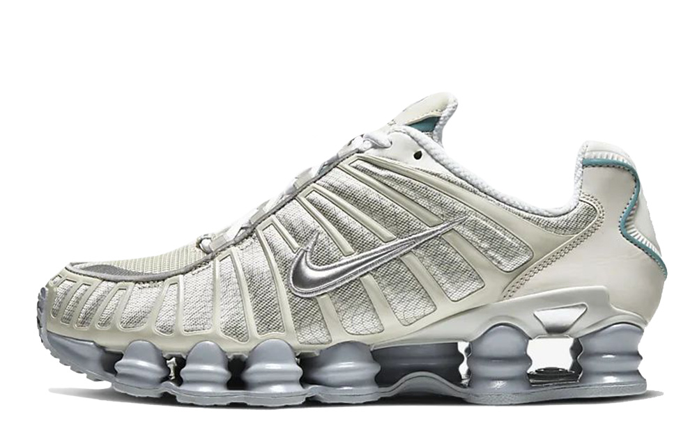 Nike Shox TL Light Bone Grey CT8417-001