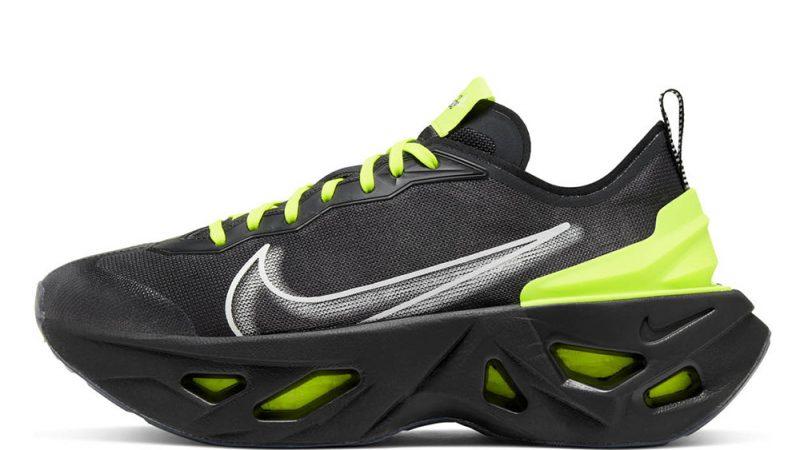 Nike ZoomX Vista Grind Black Volt CT8919-001