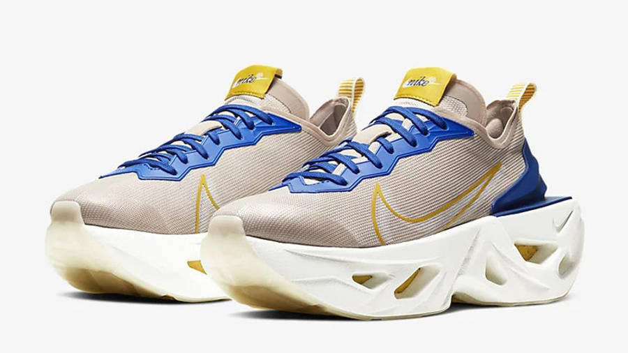 Nike ZoomX Vista Grind Fossil Stone CT8919-200 front