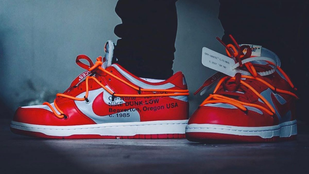 Off-White Dunk