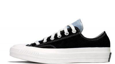 Renew Denim x Converse Chuck 70 Ox Black Navy 166287C