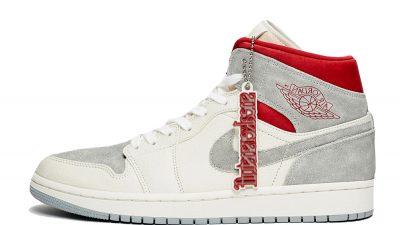 SNS x Jordan 1 Mid 20th Anniversary CT3443-100