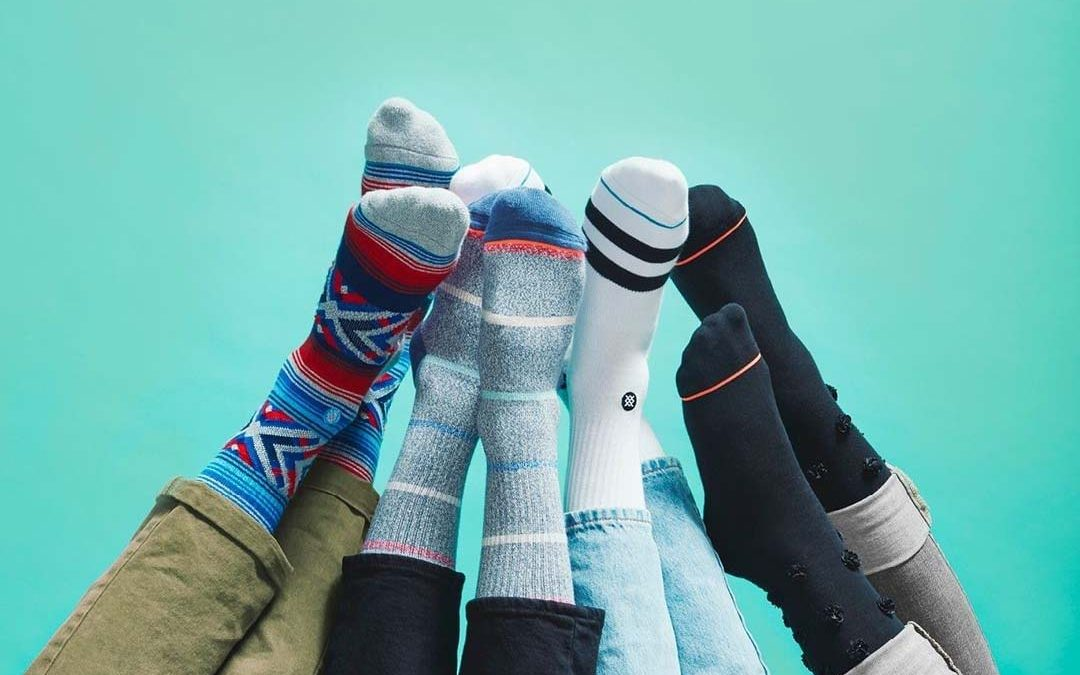 Up Your Sock Game With Stance And Get A Free Beanie!