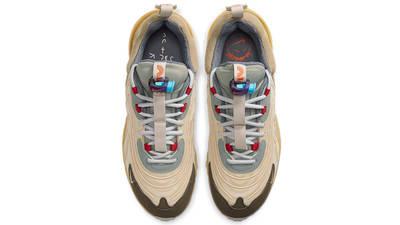 Travis Scott x Nike Air Max 270 React Cactus Jack middle