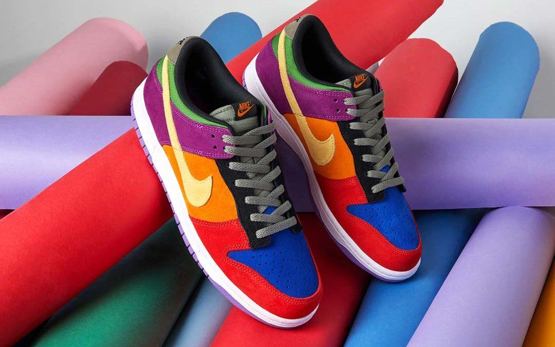 Nike Dunk Low Viotech Raffles