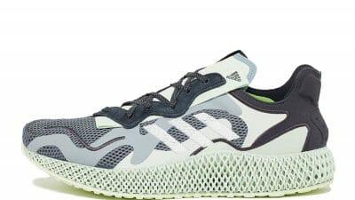 adidas 4D V2 Grey Black EG6510