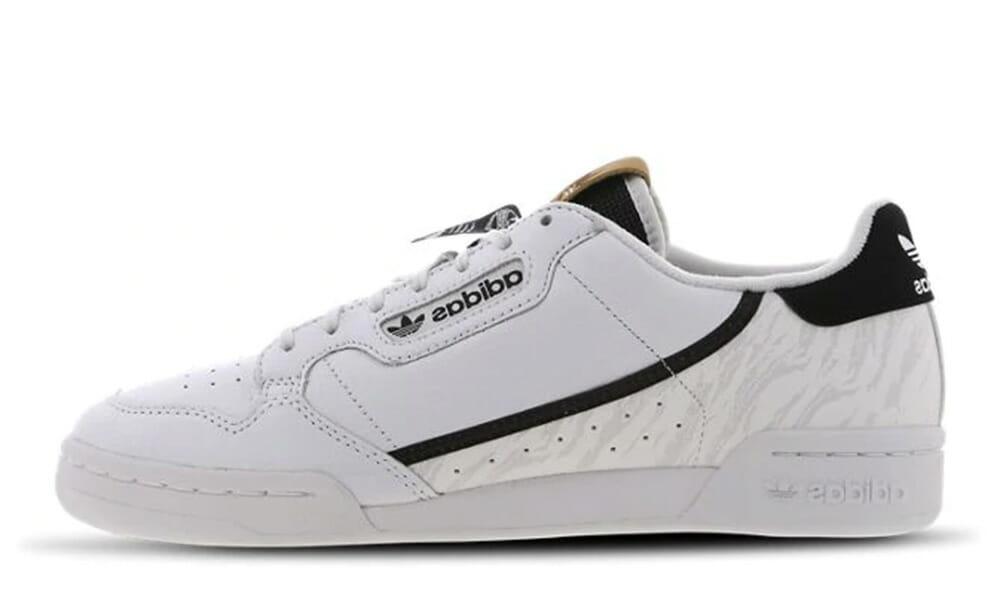 adidas Continental 80 White Black