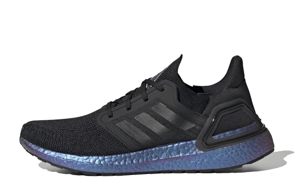 adidas Ultra Boost 2020 Black EG1341
