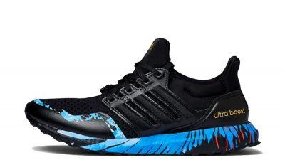 adidas Ultra Boost DNA Chinese New Year Black Blue FW4321