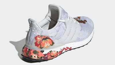 adidas Ultra Boost DNA Chinese New Year White FW4313 back