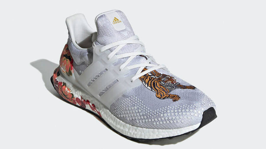 adidas Ultra Boost DNA Chinese New Year White FW4313 front