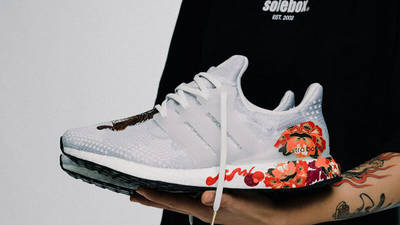 adidas Ultra Boost DNA Chinese New Year White FW4313 on hand