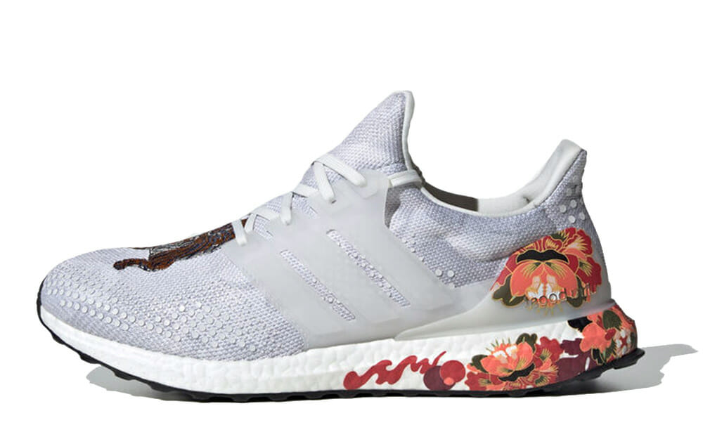 adidas Ultra Boost DNA Chinese New Year White (2020)