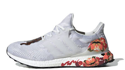 adidas Ultra Boost DNA Chinese New Year White FW4313