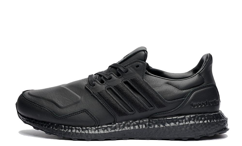 adidas Ultra Boost Leather Black EF0901