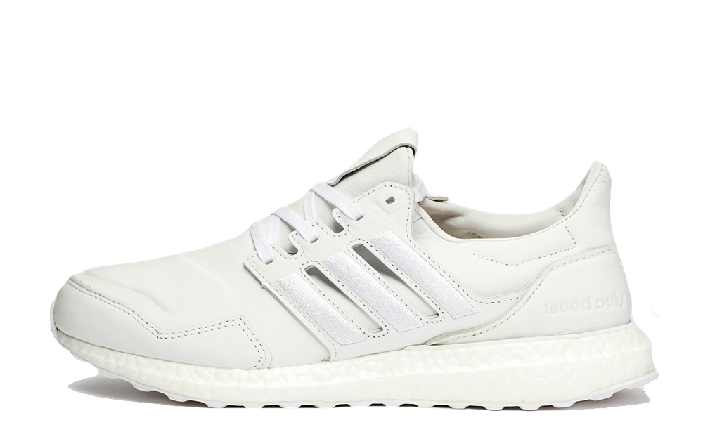 adidas Ultra Boost Leather White EF1355