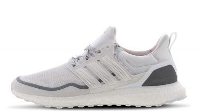 adidas Ultra Boost Reflective White Grey EG8104