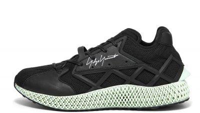 adidas Y-3 4D Black Volt EF2620