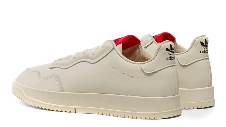 adidas x 424 heel shot