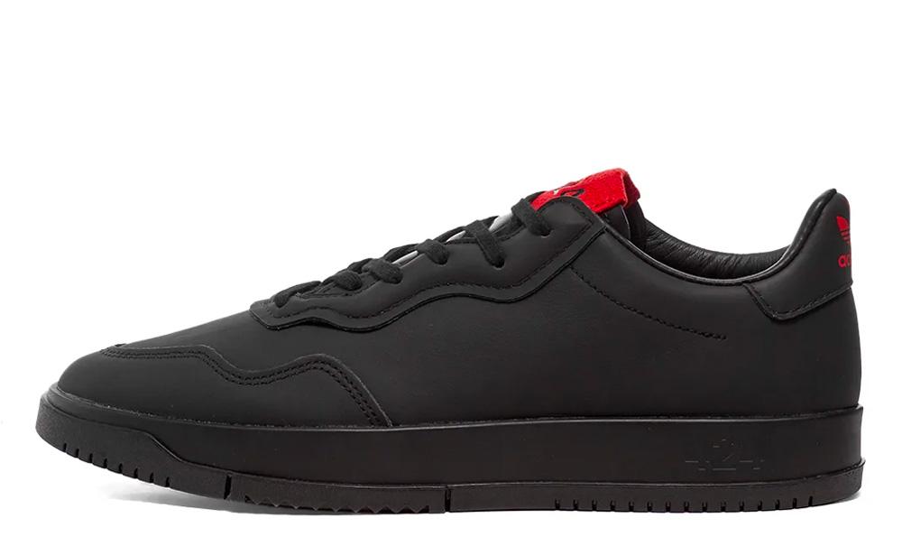 adidas x 424 sc premiere black feature