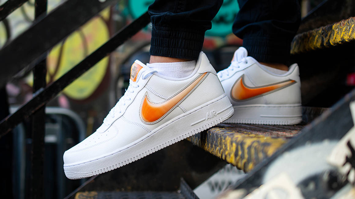 Absoluto Gasto visión  How To Style Your Nike Air Force 1 | The Sole Supplier