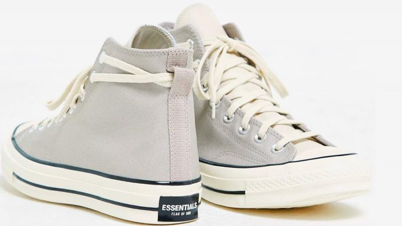 Fear Of God ESSENTIALS x Converse Chuck 70 Gives A Lesson In