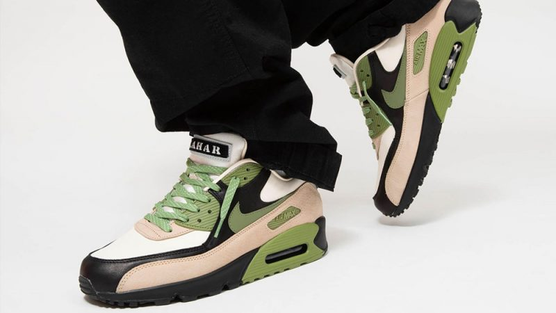 Hiking Boots Inspire The New Nike Air Max 90 NRG