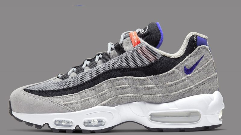 nike air max 95 side profile