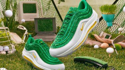 """Nike Air Max 97 G """"Grass"""""""