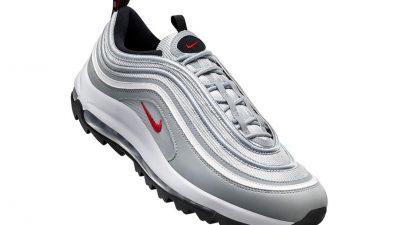 "Nike Air Max 97 G ""Silver Bullet"""