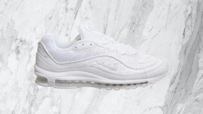 """Nike Air Max 98 """"Pure Platinum"""""""