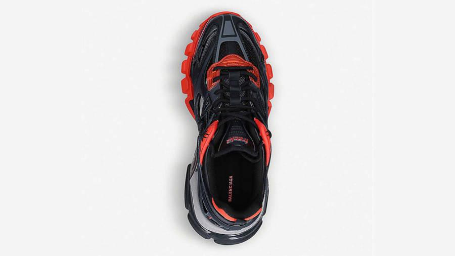 Balenciaga Track 2 Black Red Middle