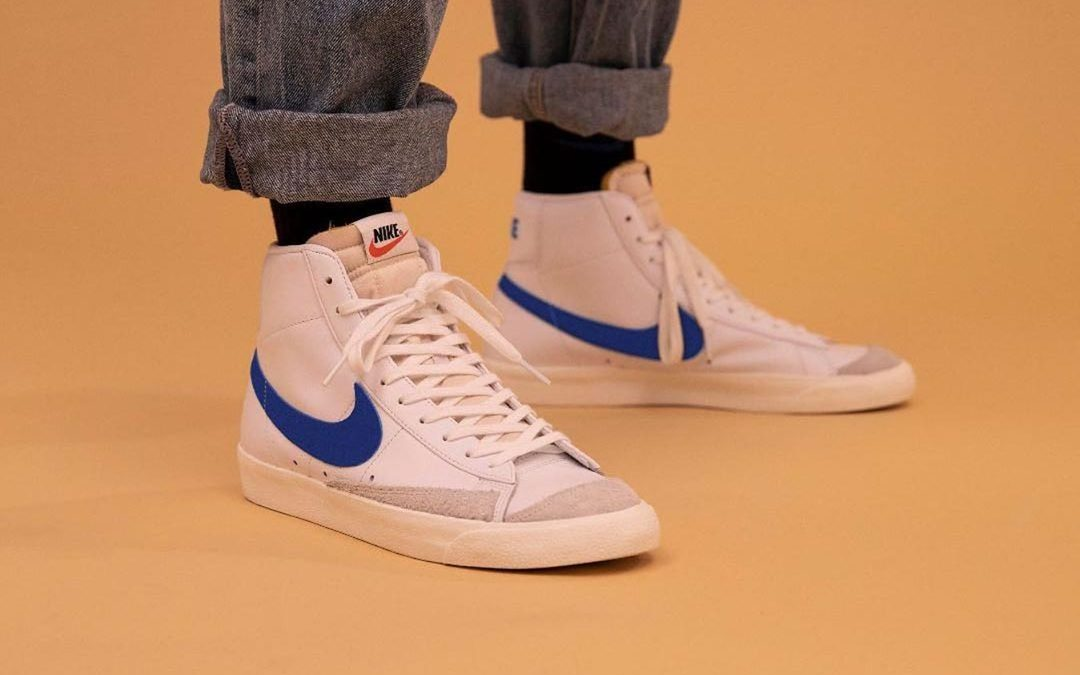 Go Full Throwback With The Nike Blazer Mid 77 Vintage