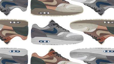 """Nike Air Max 1 """"City Pack"""""""