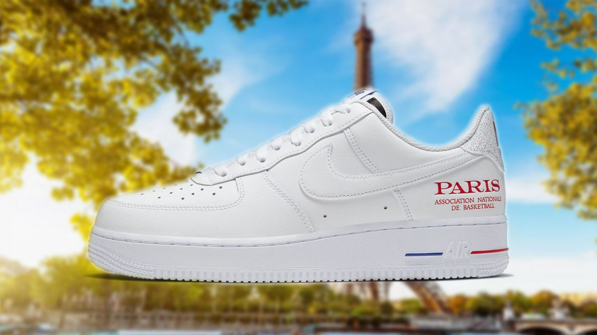 The Sold Out Nike Air Force 1