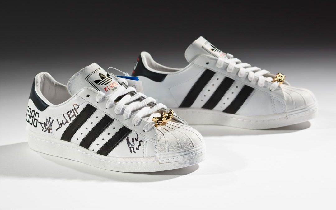 Adidas RUN DMC trainers