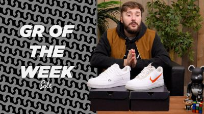 GR of the Week | Nike Air Force 1 Utility & Giant Swoosh