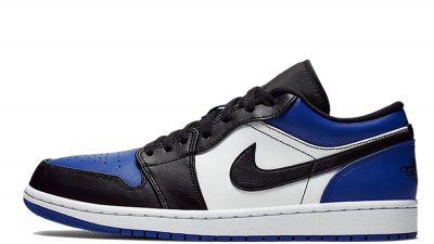 Jordan 1 Low Royal Toe CQ9446-400