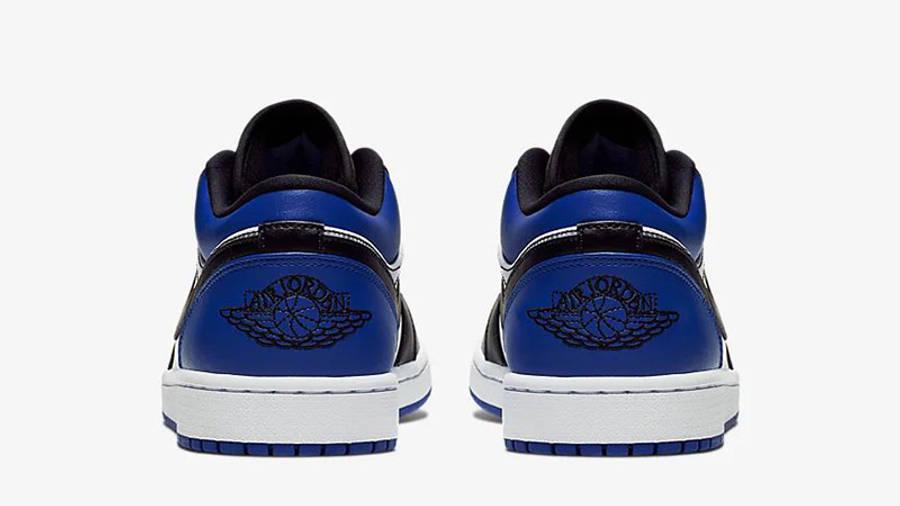 Jordan 1 Low Royal Toe CQ9446-400 back