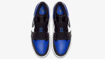 Jordan 1 Low Royal Toe CQ9446-400 middle