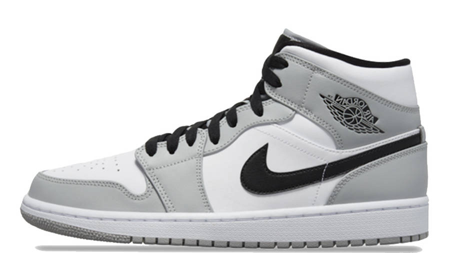 jordan 1 gray white